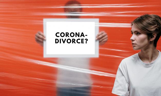 Covid-19 et divorce : Les 7 risques & Les 7 opportunités liés au confinement pour les couples