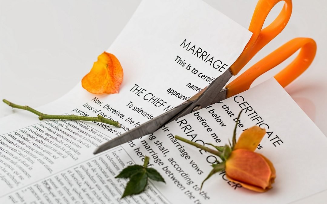 Procédure de divorce et de séparation