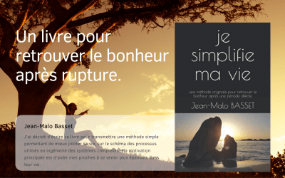 Je simplifie ma vie – un livre pas comme les autres