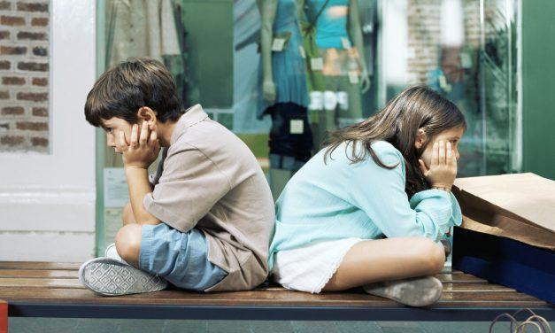 Annoncer et Expliquer une séparation à ses enfants-adolescents